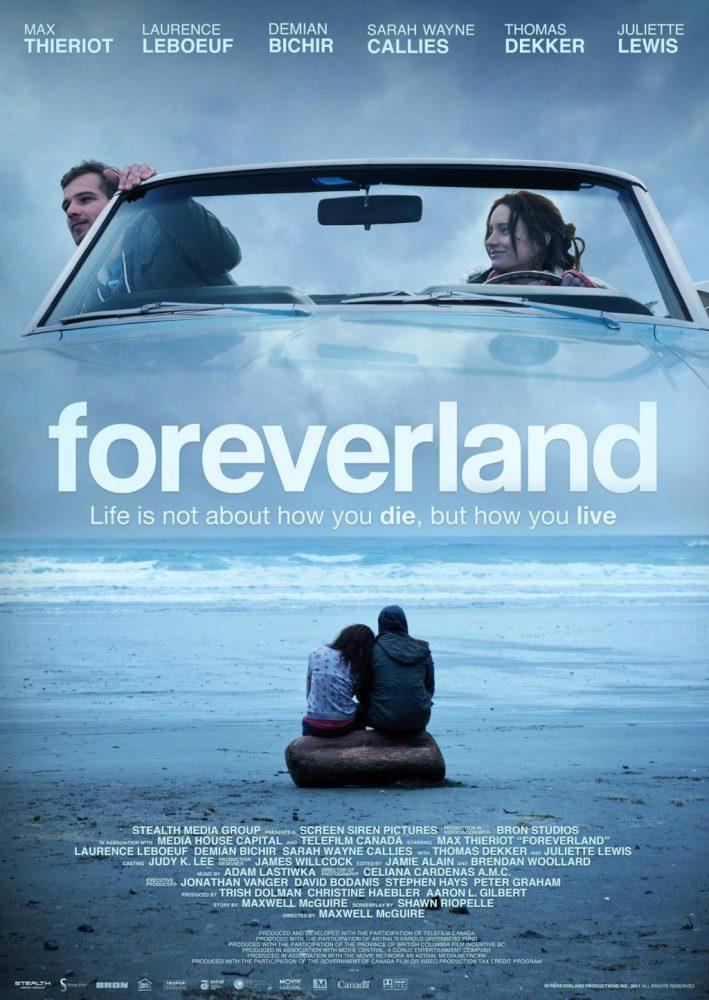 """A grande richiesta, riparte la tournée del road movie """"Foreverland"""""""