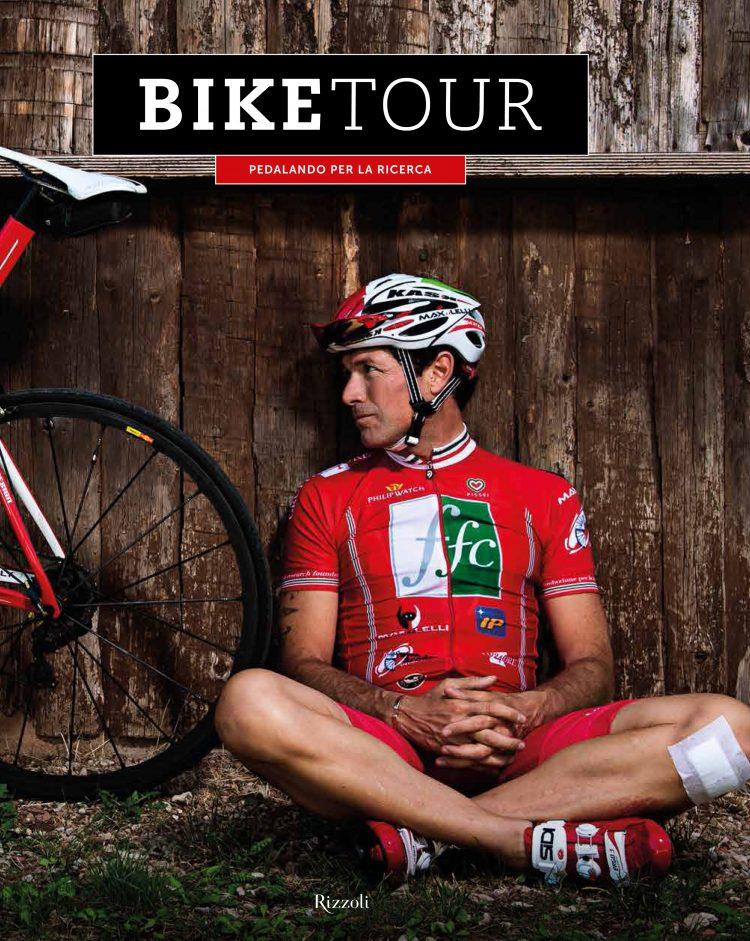 """Marzotto presenta il libro """"Bike Tour – Pedalando per la ricerca"""" al Magna Grecia Awards Fest"""