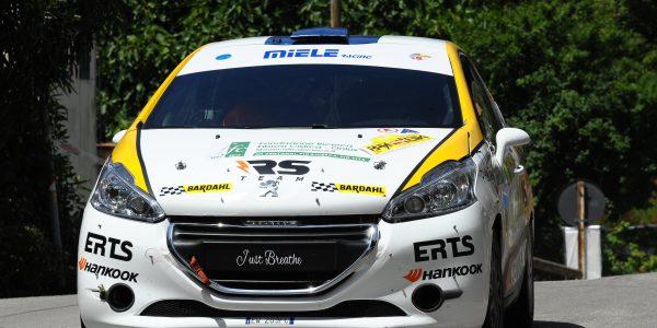 In gara rally 2018