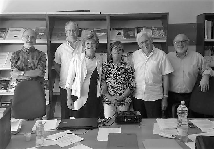 Comitato Scientifico luglio 2016 chiara