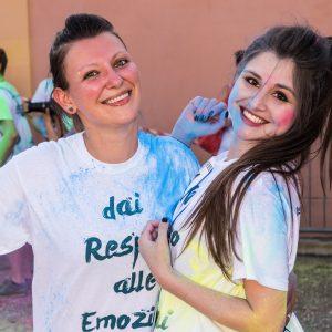 Elisa e Angelica. Marafibrositona 2016