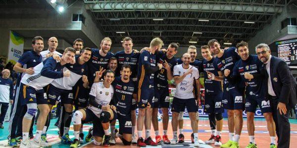 BluVolley vince Molfetta 3-0
