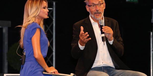 ph. Francesco Grigolini Presentazione di BluVolley