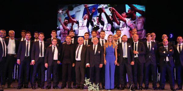 ph. Francesco Grigolini Presentazione della squadra BluVolley
