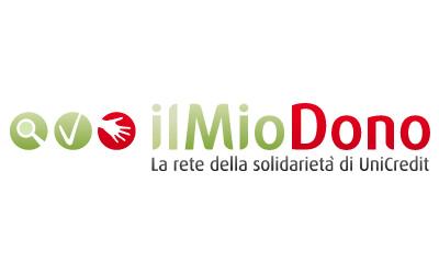 """""""Un voto, 200.000 aiuti concreti"""": UniCredit trasforma in donazione il tuo voto."""