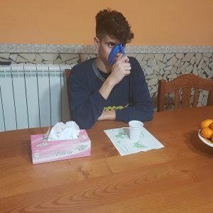 Federico terapia