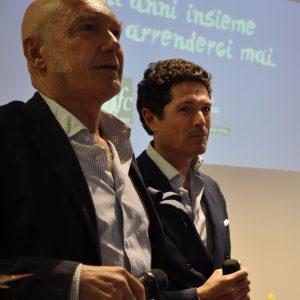 Paolo Faganelli e Matteo Marzotto