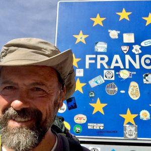 Al confine con la Francia