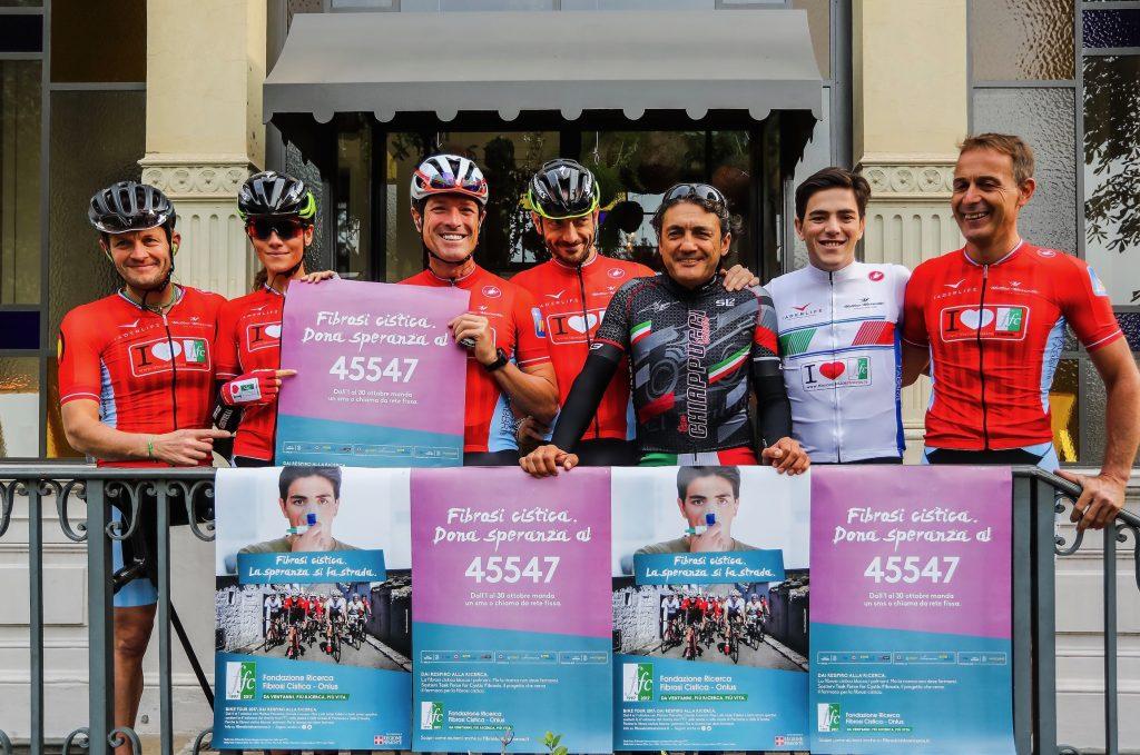 gruppo bike tour 2017
