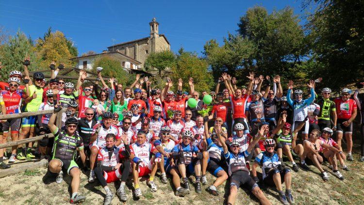 Bike Tour concluso. Grazie a tutti!