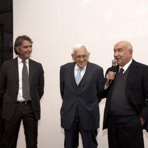 Sindaco VR Federico Sboarina, Gianni Mastella, Vittoriano Faganelli