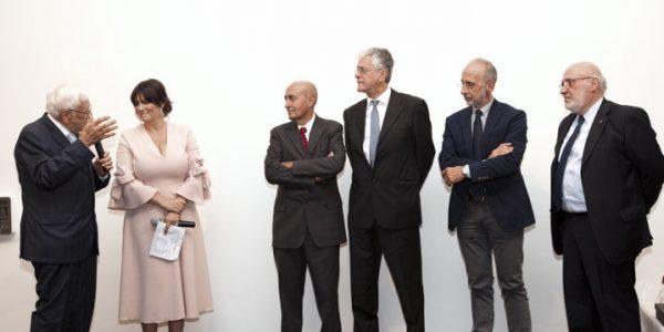 Gianni Mastella, Antonella Rana e membro comitato scientifico FFC