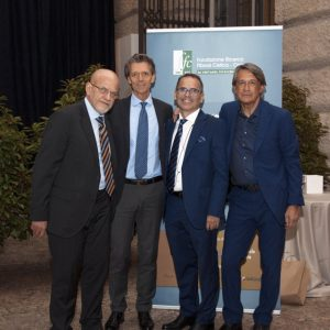 Vittoria Assicurazioni, Antonio Alati, Zanferrari