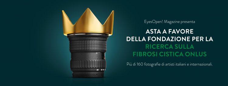 EyesOpen! Magazine e Bottega Immagine: la fotografia al servizio della Ricerca FFC