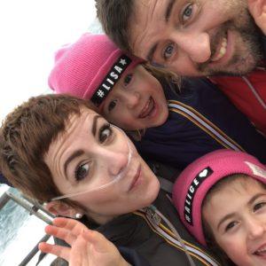 Giulia e famiglia