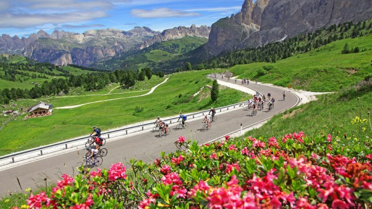 Il 13° Sellaronda Bike Day sostiene FFC