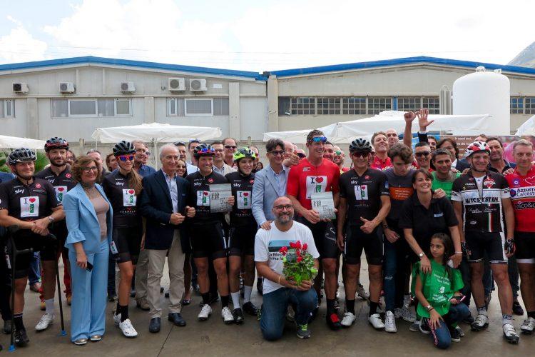 Bike Tour 2018: i biglietti vincenti della lotteria di Palermo