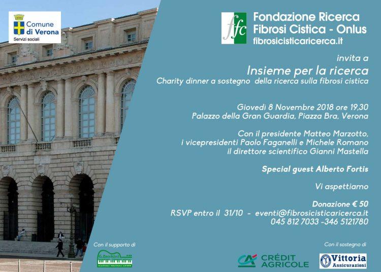 A Verona i grandi donatori: insieme per la ricerca FFC