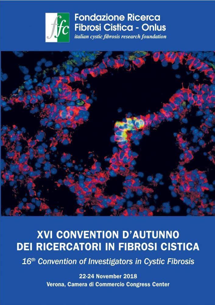 XVI Convention dei Ricercatori della Rete Italiana FFC: progressi della ricerca e orizzonti di cura