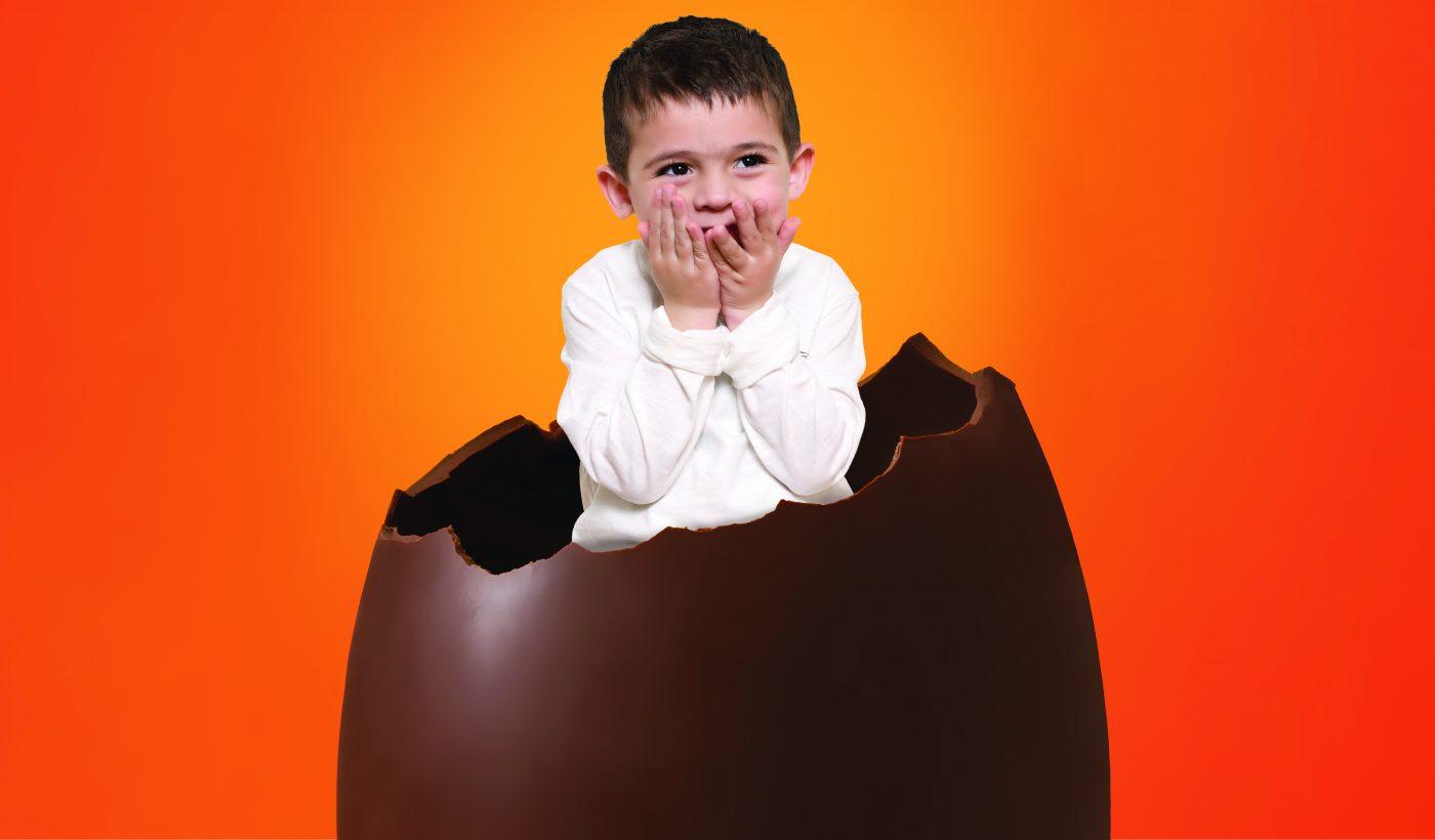 A Pasqua <br>fai felici tante persone