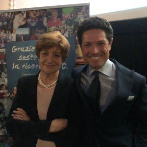 Dott. ssa Borgo e Pres. Matteo Marzotto