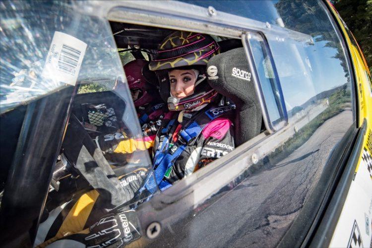 FFC con Rachele al 7° Rally Roma Capitale