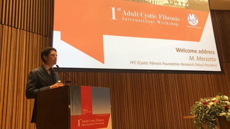 Il primo Workshop Internazionale dedicato alla Fibrosi Cistica dell'Adulto