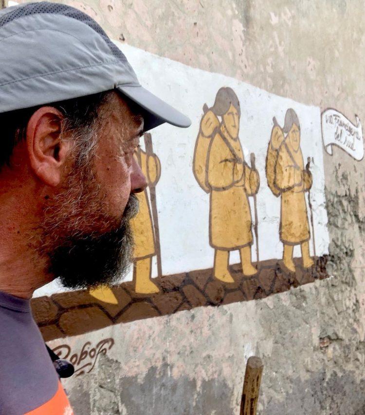 Dopo 5 milioni di passi, Paolo Previato raggiunge l'ultima tappa del suo viaggio a sostegno di FFC