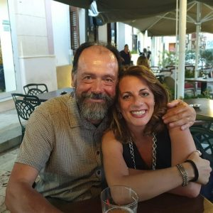 Paolo Previato con Stefania Costagliola - Palermo