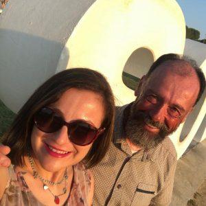 Paolo Previato con Francesca Mandaliti - Soverato