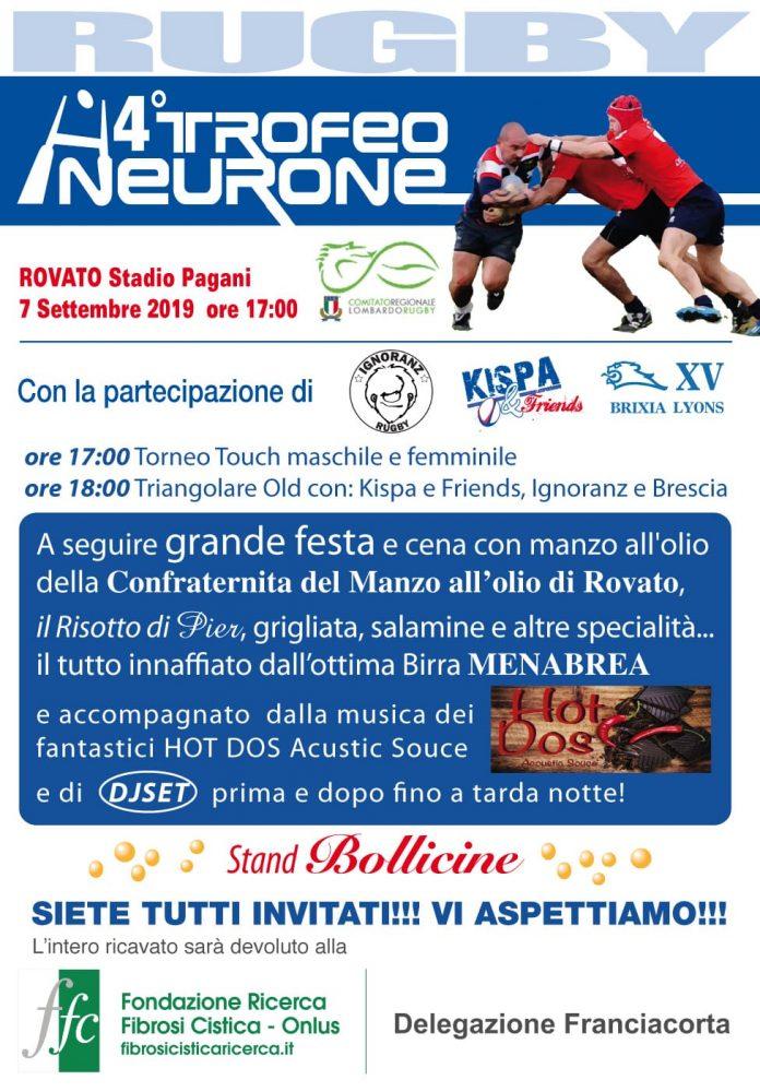 4^ Edizione del Trofeo Neurone, ancora a sostegno di FFC