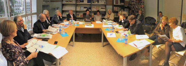 Il CdA con i nuovi membri esamina il bilancio parziale 2019, approva ulteriori rifinanziamenti e si pone nuovi obiettivi istituzionali