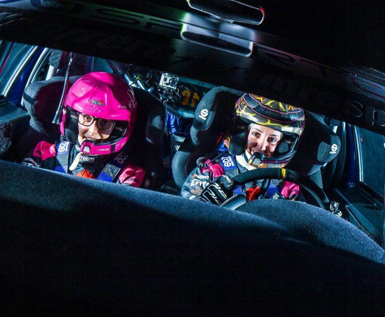 #CorrerePerUnRespiro con Rachele Somaschini al Raceday Rally Terra