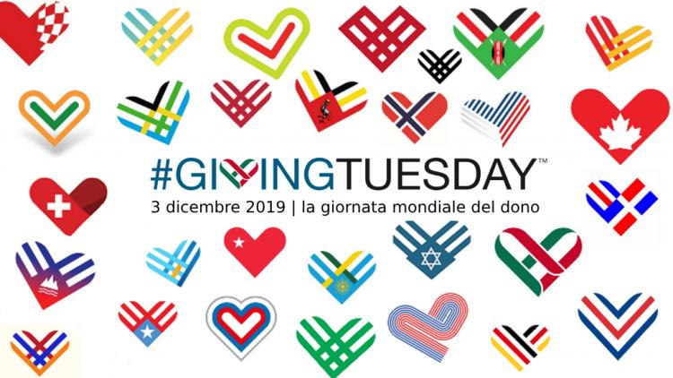 #GivingTuesday: anche FFC partecipa alla giornata mondiale del dono