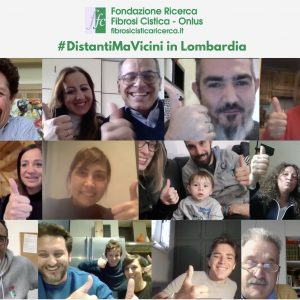 #DistantiMaVicini Lombardia
