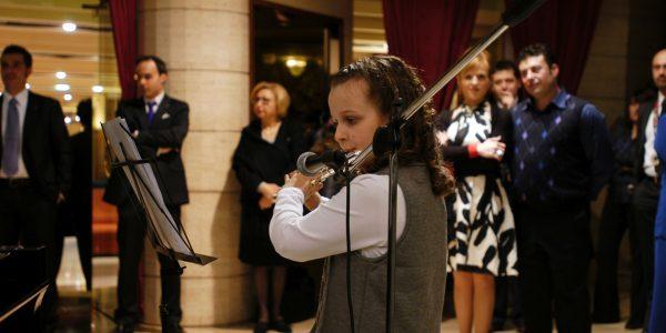 Beatrice al flauto traverso