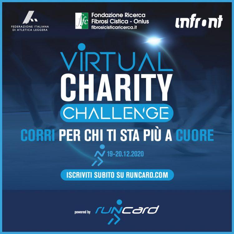 Aperte le iscrizioni alla seconda tappa della Virtual Charity Challenge, FFC c'è!