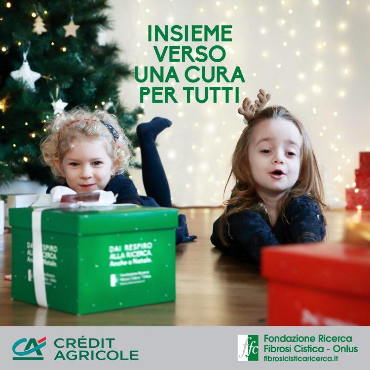 """Crédit Agricole Italia al fianco di FFC a sostegno del piano strategico """"Una Cura per tutti"""""""