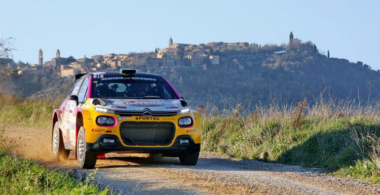 Rachele Somaschini chiude la stagione aIl'ACI Rally Monza in ricordo di Nicola
