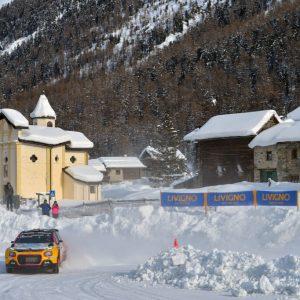 Livigno debutto nell'Ice Challenge 2021