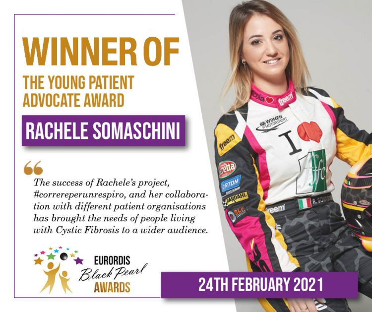 The winner is Rachele Somaschini!