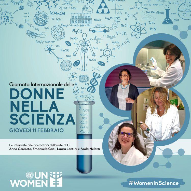 Giornata Internazionale per le Donne e le Ragazze nella Scienza