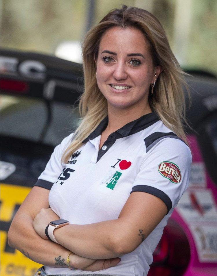Ricomincia dal Rally di Roma l'esperienza europea di Rachele Somaschini