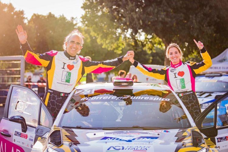 Rachele Somaschini conquista il Tricolore Femminile CIR 2021
